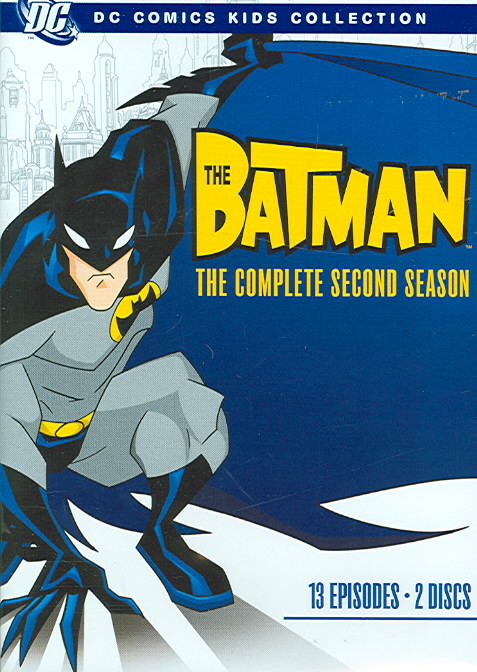 BATMAN:COMPLETE SECOND SEASON BY BATMAN (DVD)